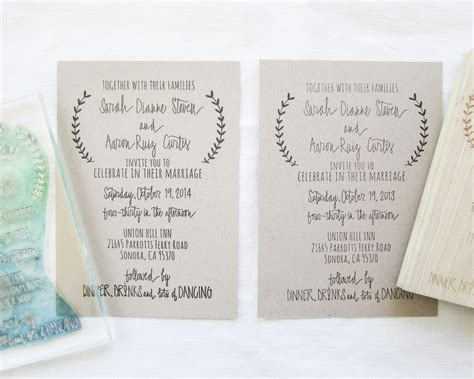 wedding invitation rubber st rubber sts for wedding invitations wedding ideas