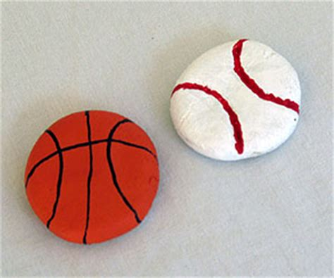 sports crafts for preschool crafts for s day salt dough sports