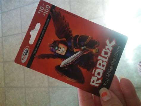 Use Gift Card - roblox gift cards make the perfect gift for young gamers not so average mama
