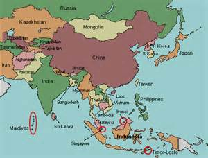Map Of Asia With Countries by Asia Map Countries Labeled Images Amp Pictures Becuo