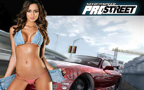 hot movie themes need for speed pro street sidebeside