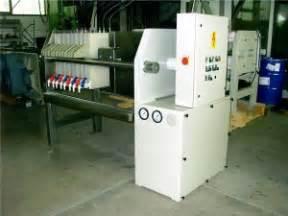Kunststoff Verkleidung Lackieren by H 196 Cker Filterpressen Zur Fl 252 Ssigtrennung Schl 228 Mmen