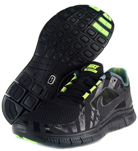 hurley running shoes nike free run 3 hurley nrg sz 4 5 mens running shoes black