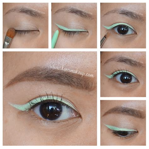 Lipstik Revlon Mint by Summer Makeup Mint Eyeliner Kirei Makeup