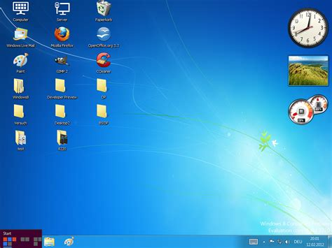 desktop themes and icons windows8 consumer preview desktop icons by peterrollar on