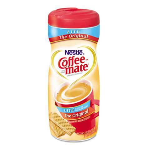 Creamer Nabati Non Powder 500 Gr bettymills nestle coffee mate original lite powdered creamer canister nestle nes74185