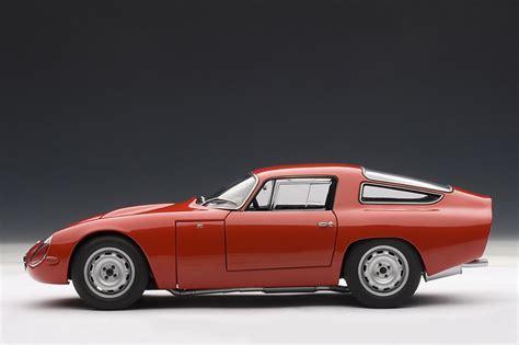 Alfa Romeo Tz1 by Alfa Romeo Giulia Tz 1963 Die Cast Model Alfa Gifts