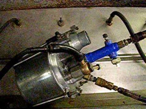 doug's t50 brake booster test youtube