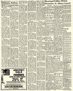 Charleston Gazette Records Charleston Gazette Newspaper Archives Jul 7 1971 P 30