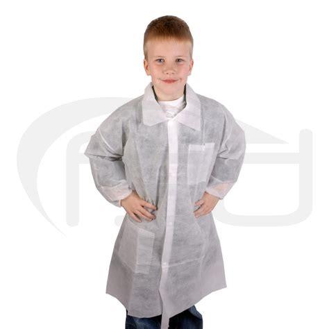Disposable Coat disposable coat disposable coats and smocks kid s