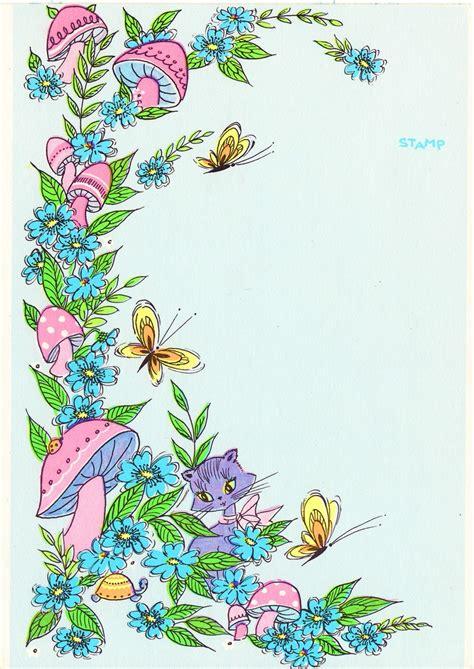 free printable antique stationary 82 best images about public domain on pinterest clip art