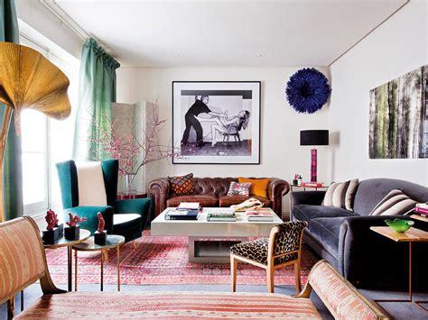 the living room chester bohemian classic in madrid erika brechtel
