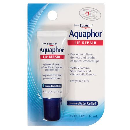 aquaphor lip repair | walgreens