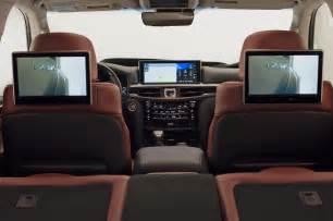 Lexus Lx 570 Interior 2017 lexus lx570 reviews and rating motor trend