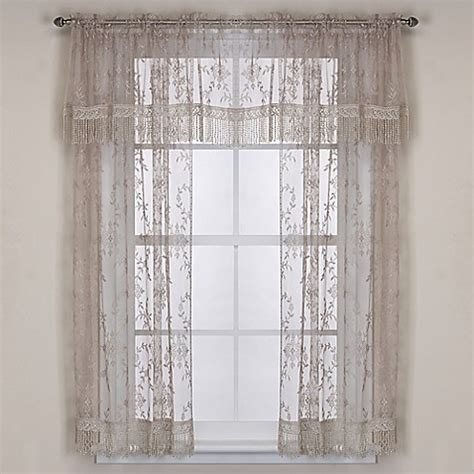downton abbey curtains downton abbey yorkshire window curtain panel and valance