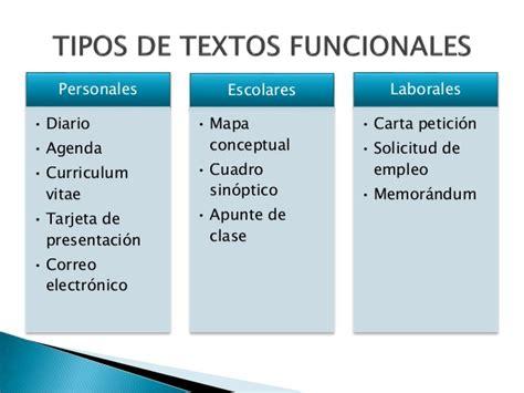 imagenes de textos funcionales escolares propiedades de los textos