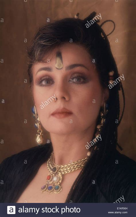 mumtaz film actress movies portrait of mumtaz indian film actress stock photo