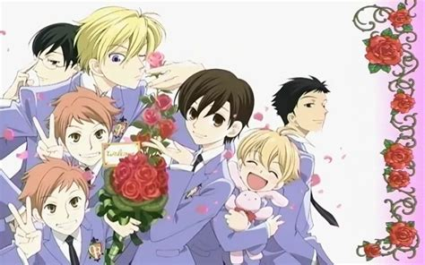 Anime Tv G by Ouran Host Club Wallpaper By Nutmegg On Deviantart