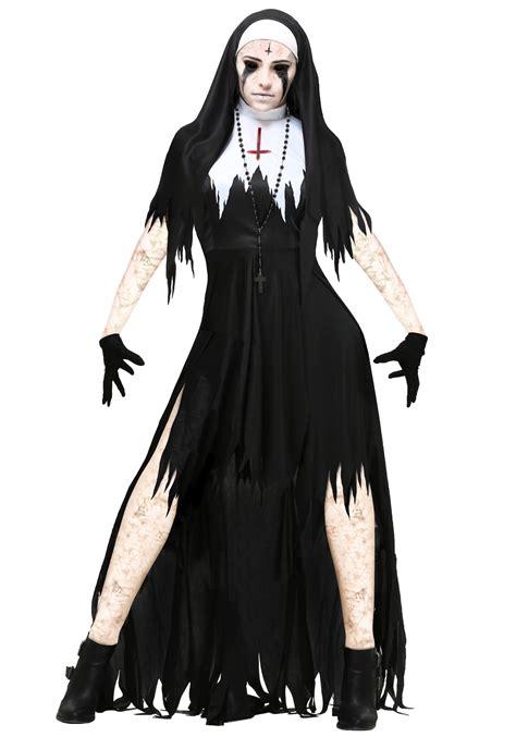 Costume Hallowen Black 1 s dreadful plus size costume