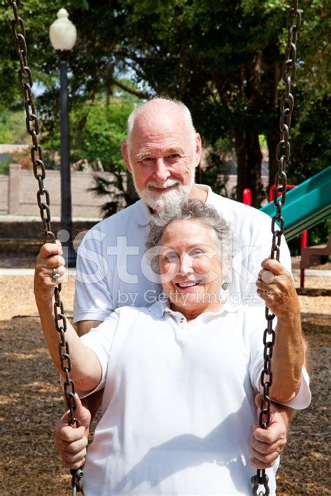 swinging seniors senior swingers stock photos freeimages com