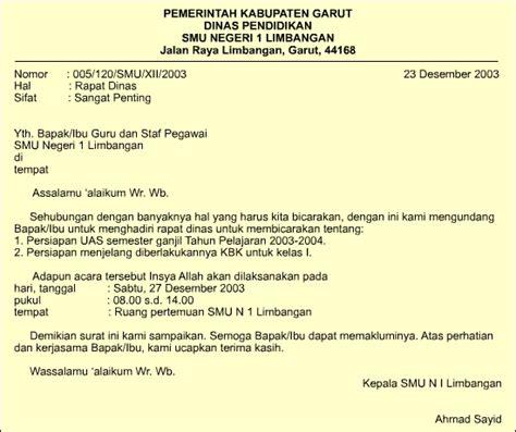 Surat Tugas Perjalanan Bisnis by Jenis Jenis Karangan Bahasa Indonesia