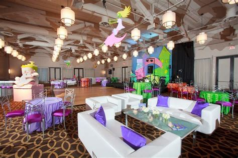 themed birthday party venues children s book inspired surprise party the celebration