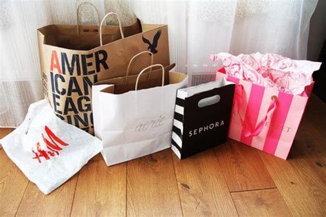 shopping bags shopping bags on tumblr