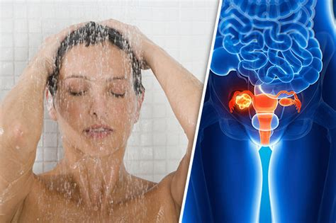 Does Shower To Shower Cause Ovarian Cancer by Who Do This In Shower As Likely To Get Ovarian