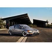 Honda CRX Photos Informations Articles  BestCarMagcom