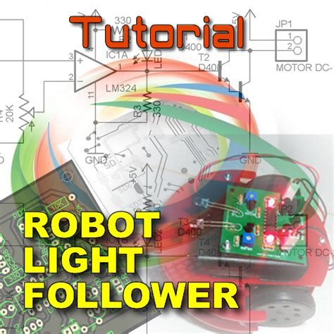membuat robot follow line cara membuat robot line follower analog sederhana