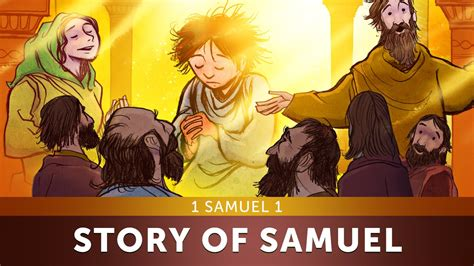 1 the story of sunday lesson for kids the story of samuel 1 samuel 1 bible teaching stories for