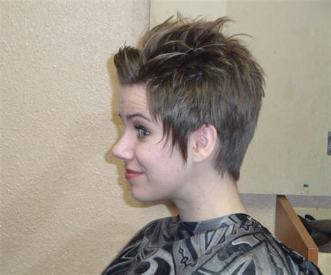 short spikey hairpice short spiky hair medium hair styles ideas 43627