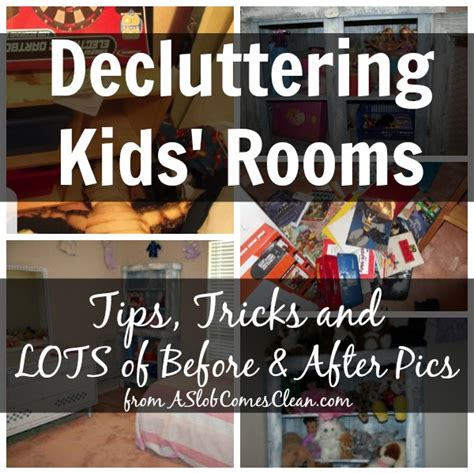 how to declutter bedroom how to declutter a child s room a slob comes clean