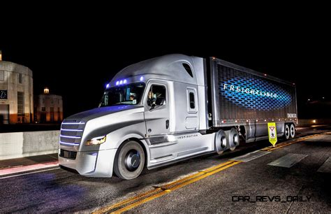 New Truck 2015 by 2015 Freightliner Inspiration Truck Concept