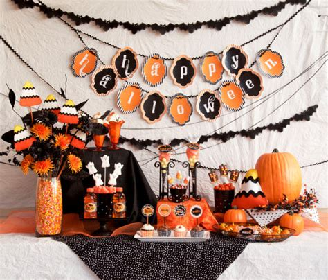 halloween party themes love the day custom party printables simply sweet home