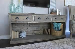 construire meuble tv en palette artzein