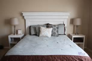 simple headboard plans white mantel moulding headboard diy projects