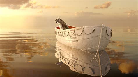 on a boat with a tiger vfx supervisor bill westenhofer on life of pi studio daily