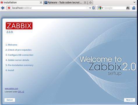 tutorial zabbix portugues instalar o zabbix network monitoring no centos parte i