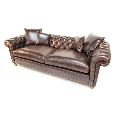 Leather Chesterfield Sofa Bed Uk Brokeasshome Com Leather Chesterfield Sofa Uk