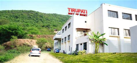 Gate Mba College Tirupati by Tirupati Institute Of Management Pune Tim Pune Mba Fess