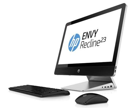 hp envy recline all in one pc hp all in ones kick back slide 1 slideshow from pcmag com