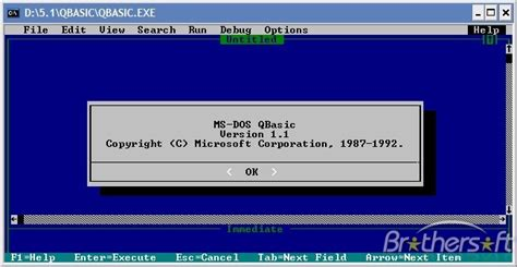 download qbasic software full version qbasic for dos free download trainfile