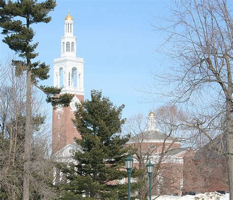 Of Vermont Mba by Of Vermont Ranking Address Admissions