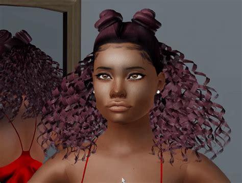 sims 3 baby hair sims3pack curly hair napsims