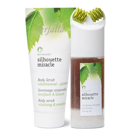 Miracle Detox by Farfalla Silhouette Miracle Detox Duo Intensive Nu3