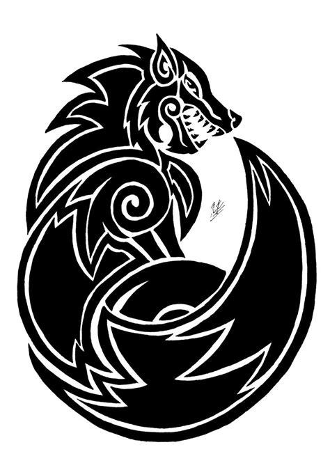 fenrir tattoo 76 best fenrir images on norse mythology