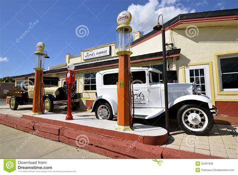 the garage burgers oklahoma city ok interior