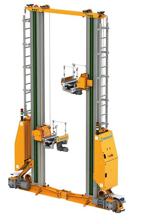 Best Storage Solutions by Stacker Cranes For Boxes Automated Warehouses For Boxes