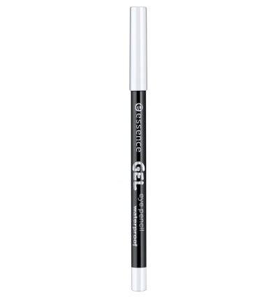 Eye Pencil Cloudy by Essence Gel Eye Pencil Waterproof 07 Cloudy White 0 57g